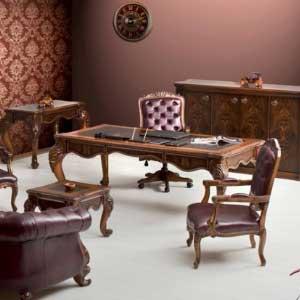 میز مدیریتی کلاسیک XV M1