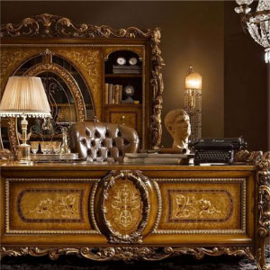 میز مدیریتی کلاسیک CM-13