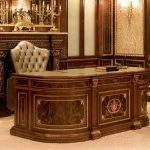 میز مدیریت کلاسیک CM-19