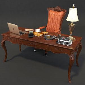 میز مدیریت کلاسیک XV-M12